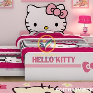 giuong-ngu-tre-em-chu-de-hello-kitty-dep