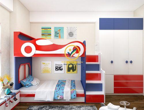 20+ mẫu thiết kế phòng ngủ trẻ em đẹp nhất mọi thời đại