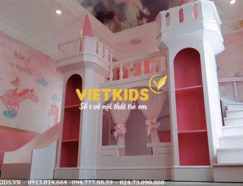 50+ mẫu giường tầng trẻ em đẹp nhất – giường 2 tầng và giường 3 tầng