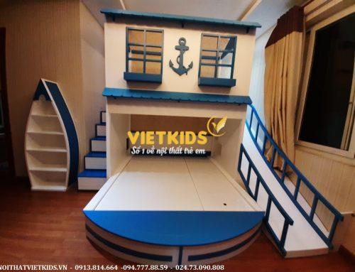 Cập nhật 30 mẫu thiết kế phòng ngủ cho bé trai đẹp nhất