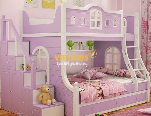 Tổng hợp những mẫu phòng ngủ trẻ em mới nhất