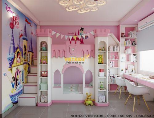 Các mẫu thiết kế phòng ngủ cho bé đang được yêu thích nhất